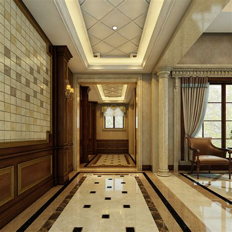 American Homes Interior Design by American House Corridor Decoration
