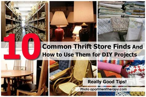 thrift store diy projects 10 common thrift store finds and how to use them for diy