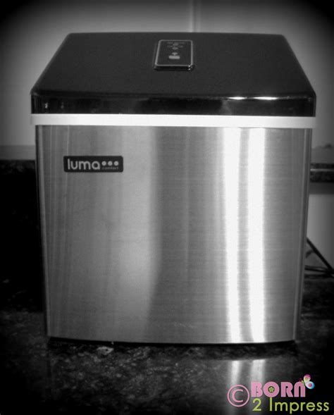Luma Comfort Im200ss Reviews by Luma Comfort Im200ss Stainless Steel Portable Clear Maker