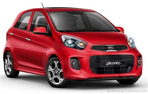 Kia Picanto Accessories Kia Picanto Morning Chrome Grill Custom Grille Grill