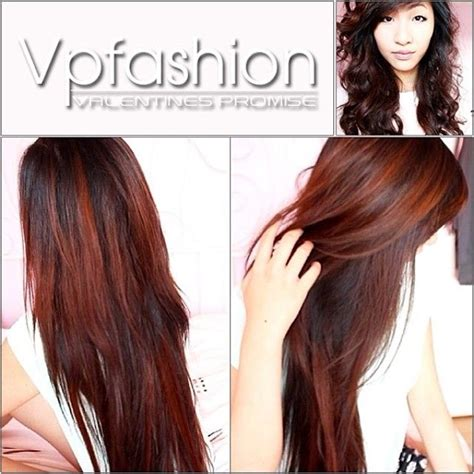 hair extension for over 65 65 best images about red pink ombre hair styles