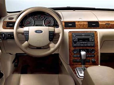 Ford 500 Interior by Dash Trim Kits Accessories For Ford 500 Wood Grain