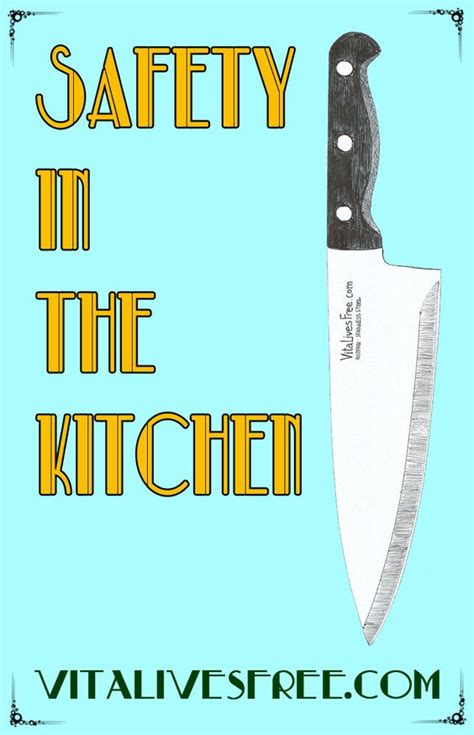 safety tips for using knives in the kitchen escoffier online safety in the kitchen knives and tips on pinterest