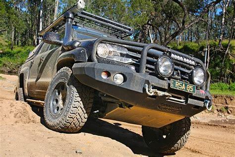volkswagen amarok custom wolf 4x4 volkswagen amarok custom review 4x4 australia