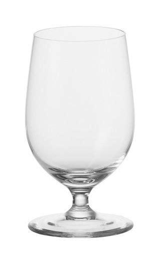 bicchieri leonardo bicchiere da acqua ciao di leonardo trasparente made