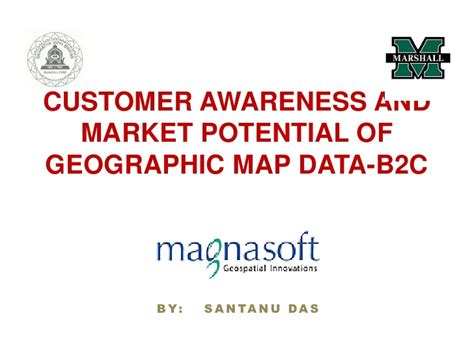 Mba Summer Internship Presentation Ppt by Mba Internship Presentation Customer Awareness And