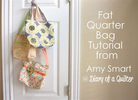 tutorial uñas zombie easy fat quarter bag tutorial