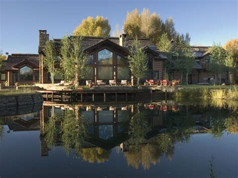 Best Architecture Firms In The World by Daily Dream Home Wilson Wyoming Pursuitist