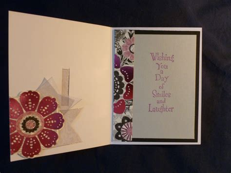 Handmade Cards For Birthday - handmade birthday card alacardonline