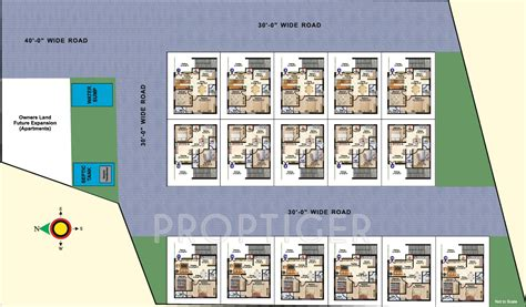 layout plan of surya nagar phase 2 surya swarna kuteer in ghatkesar hyderabad price