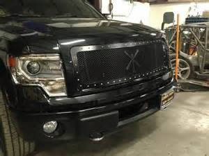 ford f150 grills 2013 ford f150 status grilles