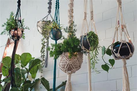 Diy Macrame Plant Hanger - diy macram 233 pot plant hanger nouba diy macram 233 pot