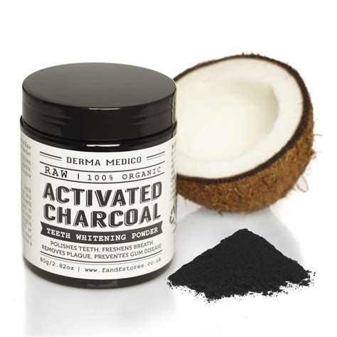 review  derma medico activated charcoal teeth whitening