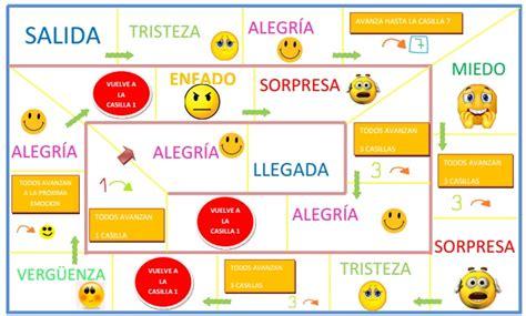 preguntas juego de la oca actividad 6 la oca de las emociones educacion emocional