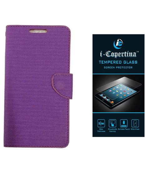 Tempered Glass Samsung J2 Pink icopertina flip cover purple for samsung galaxy j2 with