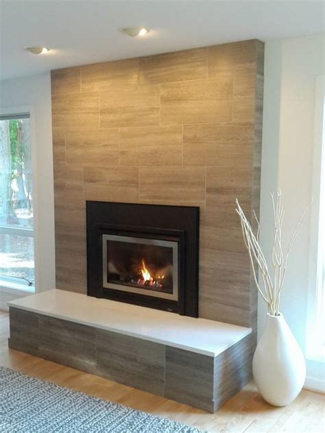 How To Fireplace by Limestone Tile Fireplace Home Design Ideas Pictures