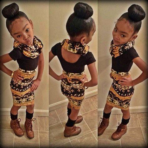 32 best Little Black Girl Hairstyles images on Pinterest