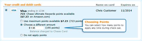Apply Visa Gift Card To Amazon - amazon com shop with points