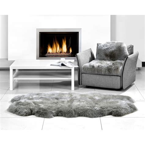 cowhide rugs wayfair hide whitesilver area rug