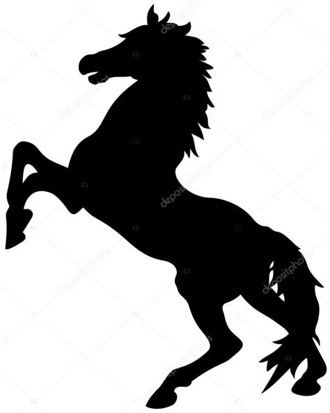 ferrari horse outline 100 ferrari horse outline horse emblem stock photos