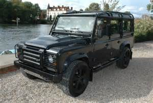 sell new 1987 land rover defender left drive