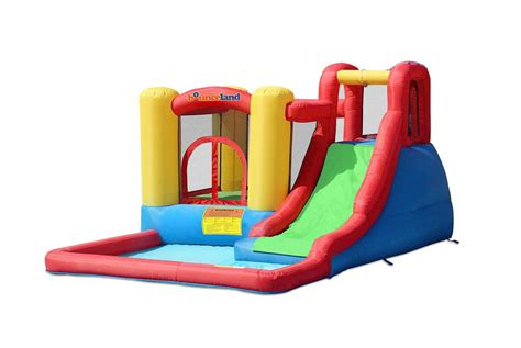 water bounce house bounce house water slide combo games info