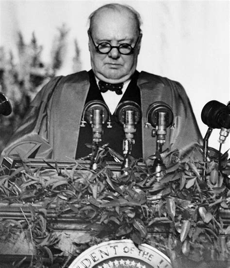 churchill iron curtain speech transcript the iron curtain speech by winston churchill thinglink