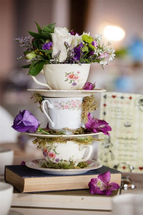 centerpieces for a tea disney loving couples will melt these magical wedding