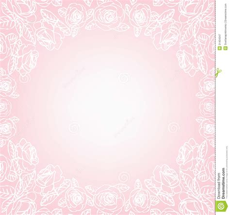 4x6 wedding invitation template 9 best images of greeting card borders templates free
