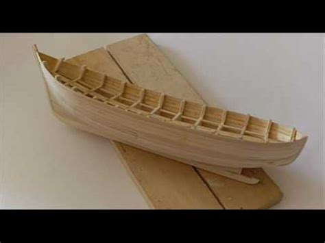 houseboat with icecream stick model making making of a fishing boat model youtube
