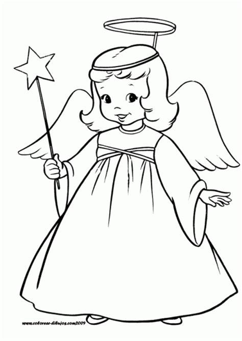 imagenes angeles navideños para colorear dibujos de 225 ngeles para colorear colorear im 225 genes