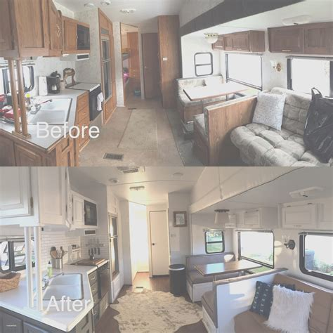 interior home renovations 15 new small rv remodel before and after creative maxx