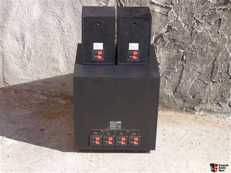 Speaker Subwoofer Revox revox piccolo speakers piccolo subwoofer photo 381605 canuck audio mart