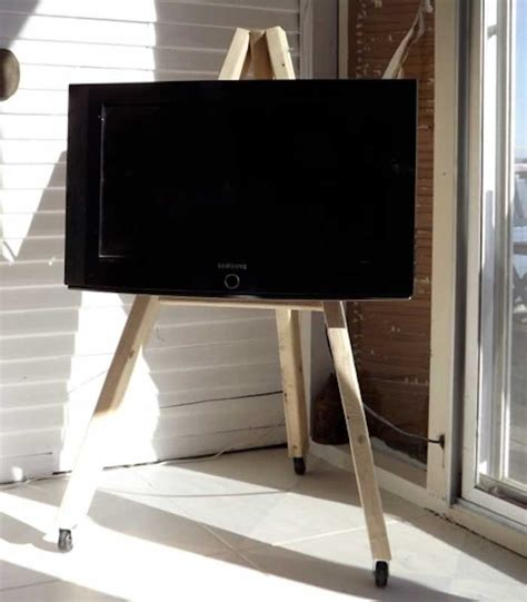 display tv 50 creative diy tv stand ideas for your room interior