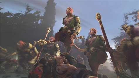 Monkey King it came from the trees a guide to monkey king the newest