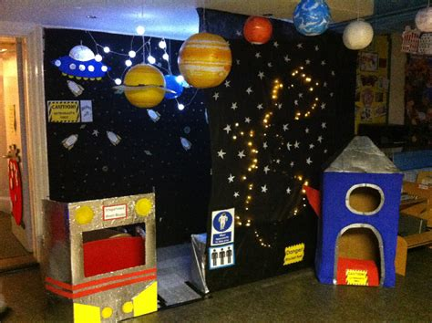 Firefighter Home Decorations outer space role play classroom display photo photo