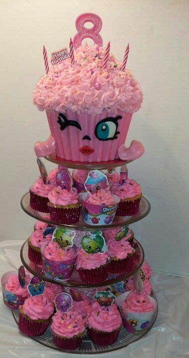 image result  shopkin donut cupcake cake shopkins cake cupcake cakes shopkins cake