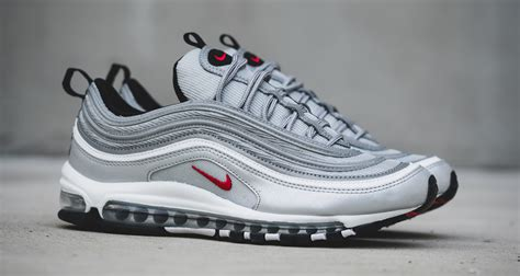 nike air silver nike air max 97 quot silver bullet quot releasing again next