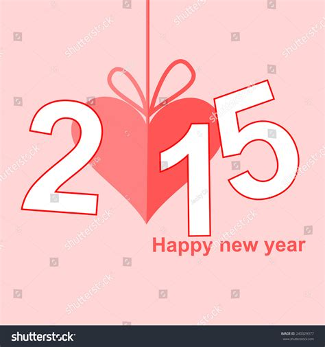 2015 happy new year vector happy new year 2015 vector 240029377