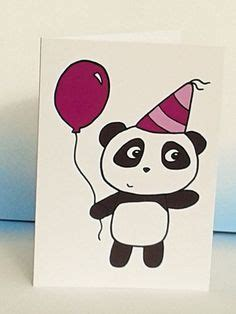 panda birthday card template try this easy to make diy animal costume paper