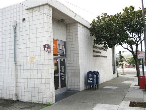 San Francisco Post Office by San Francisco Bay View 187 San Francisco Post Offices Spared