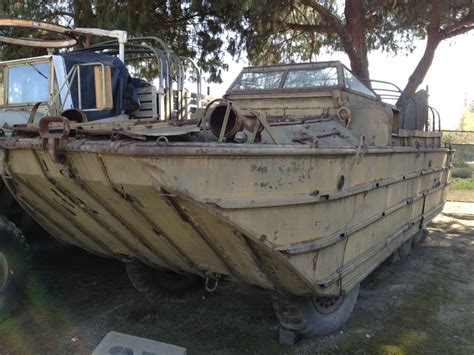 wwii duck boats for sale 73 best softskins dukw images on pinterest army