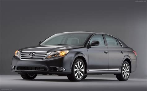 Toyota Avolon Toyota Avalon 2012 Widescreen Car Wallpaper 21 Of
