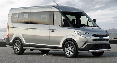 2019 Ford Transit future cars streamlining ford s 2019 transit sized