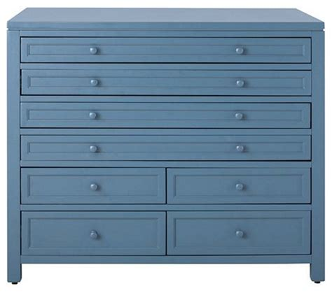 eight drawer flat file cabinet mariner transitional
