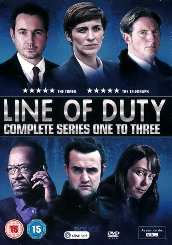 se filmer line of duty gratis line of duty series 1 3 import dvd discshop se