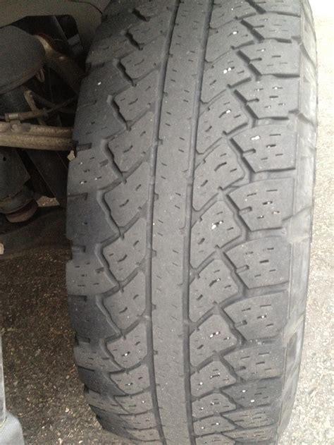 alignment wear on tires tire wear guidance