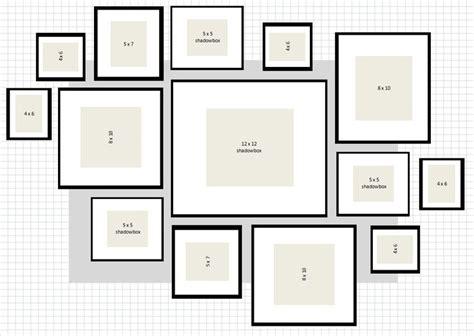 best 25 gallery wall layout ideas on pinterest photo