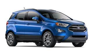 Ford Of Ford Ecosport Reviews Ford Ecosport Price Photos And
