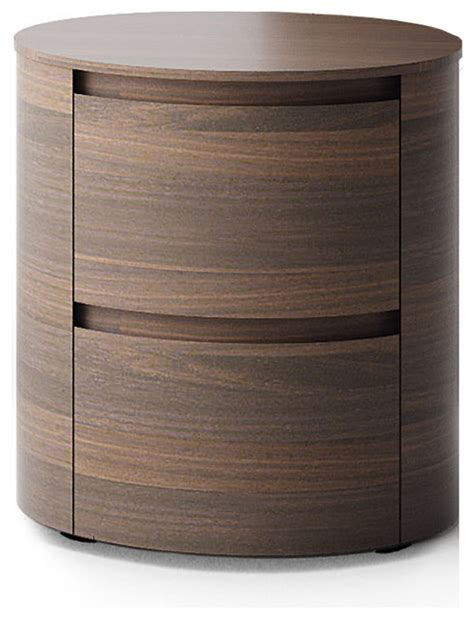 universo contemporary bedside cabinet with drawers